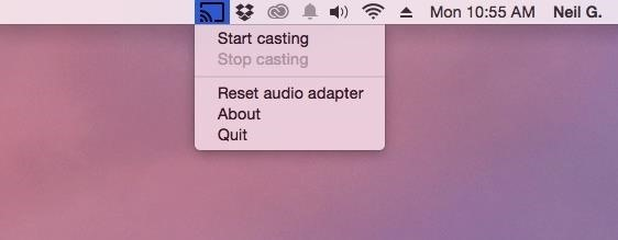 How to Cast Music (Or Any Audio) From Your Mac to Chromecast