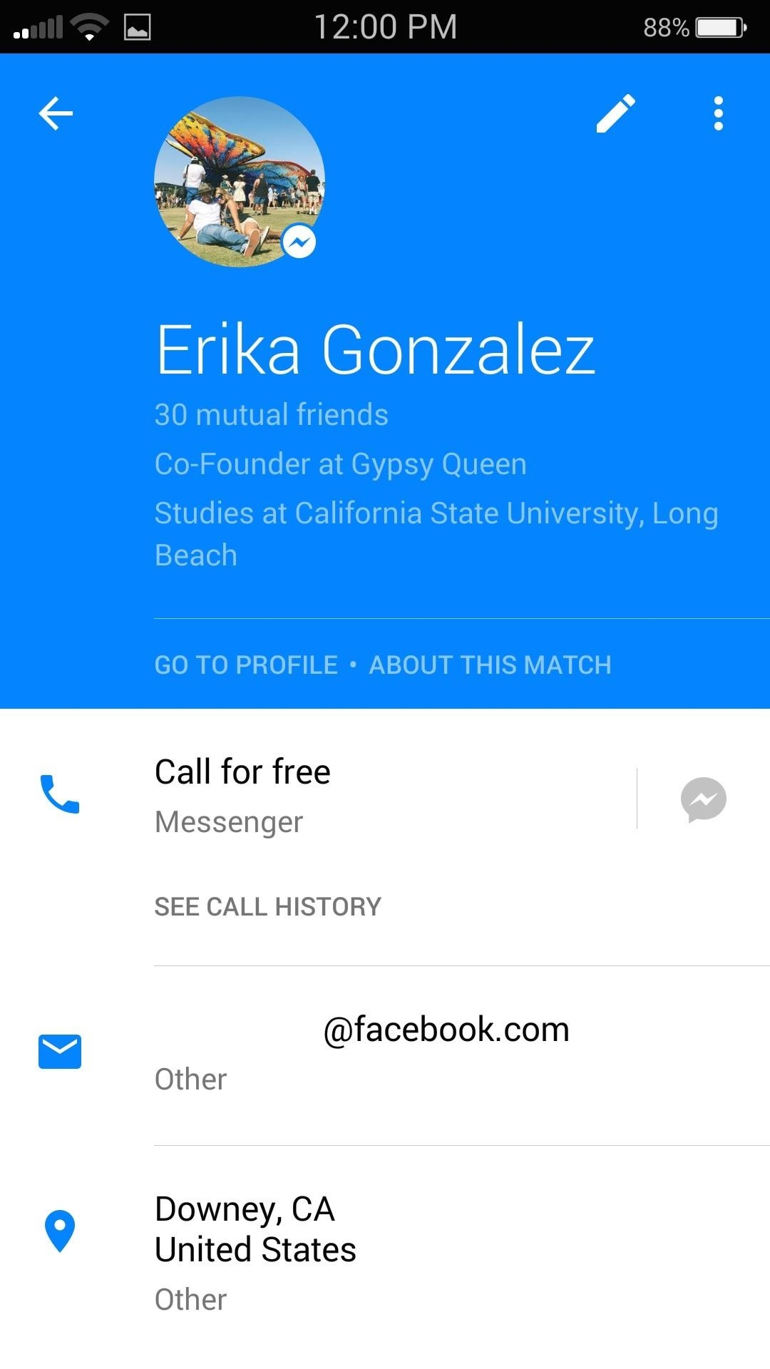 Facebook's New Hello App Makes Your Android's Dialer & Contact List Smarter
