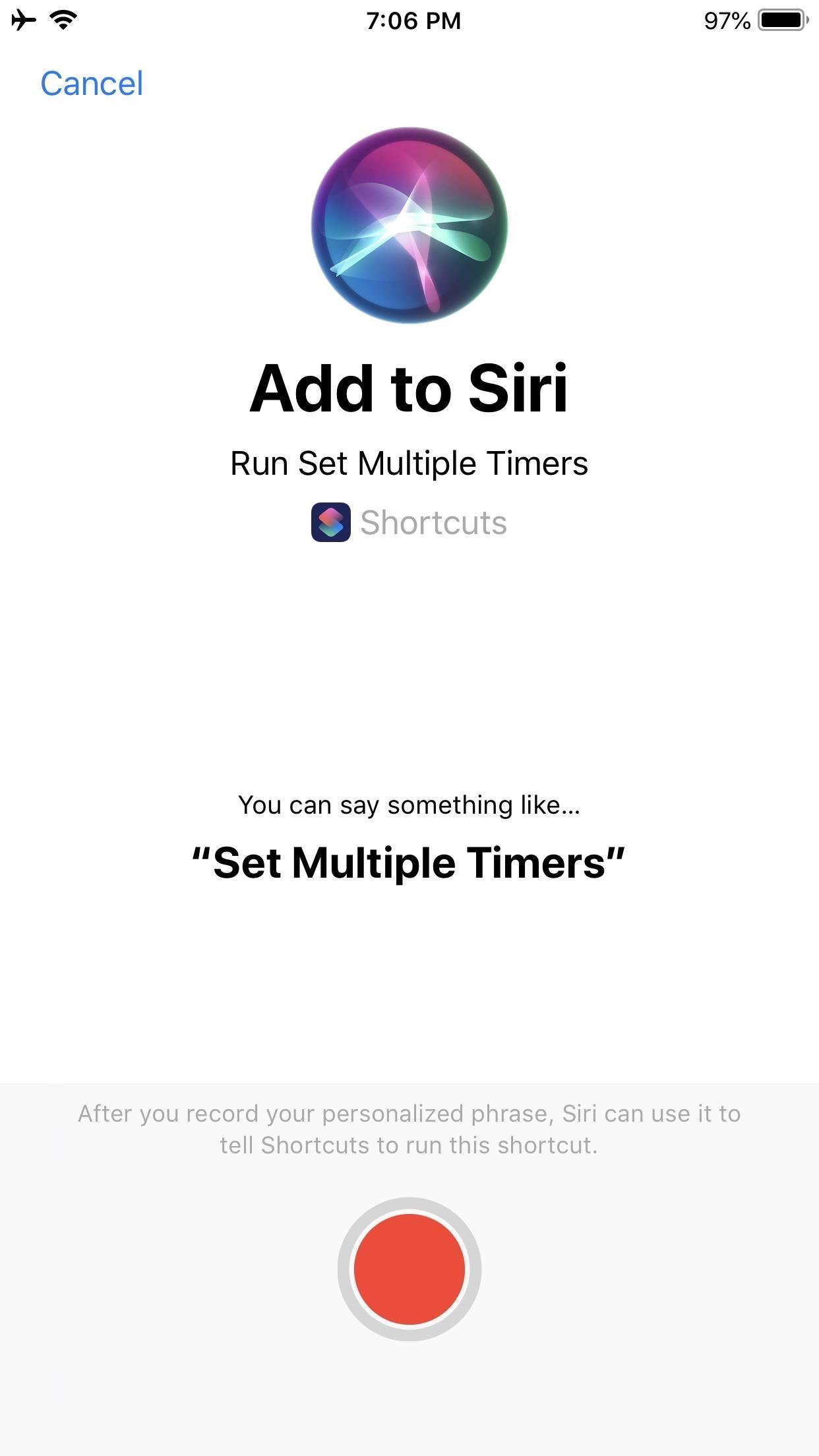 How to Set Multiple Timers on Your iPhone to Run Side by Side « iOS
