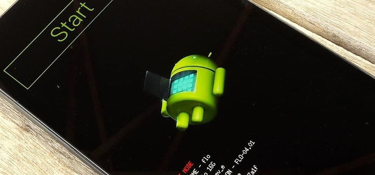 How to Add a Power Menu to Your Nexus 7 to Reboot into ...