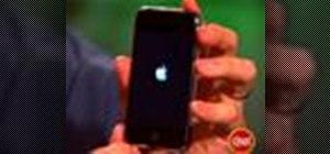 Reboot your Apple iPhone