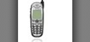 Operate the Motorola Nextel i88s mobile phone