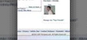 Contact MySpace
