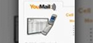 Sign up for, and use, YouMail visual voicemail