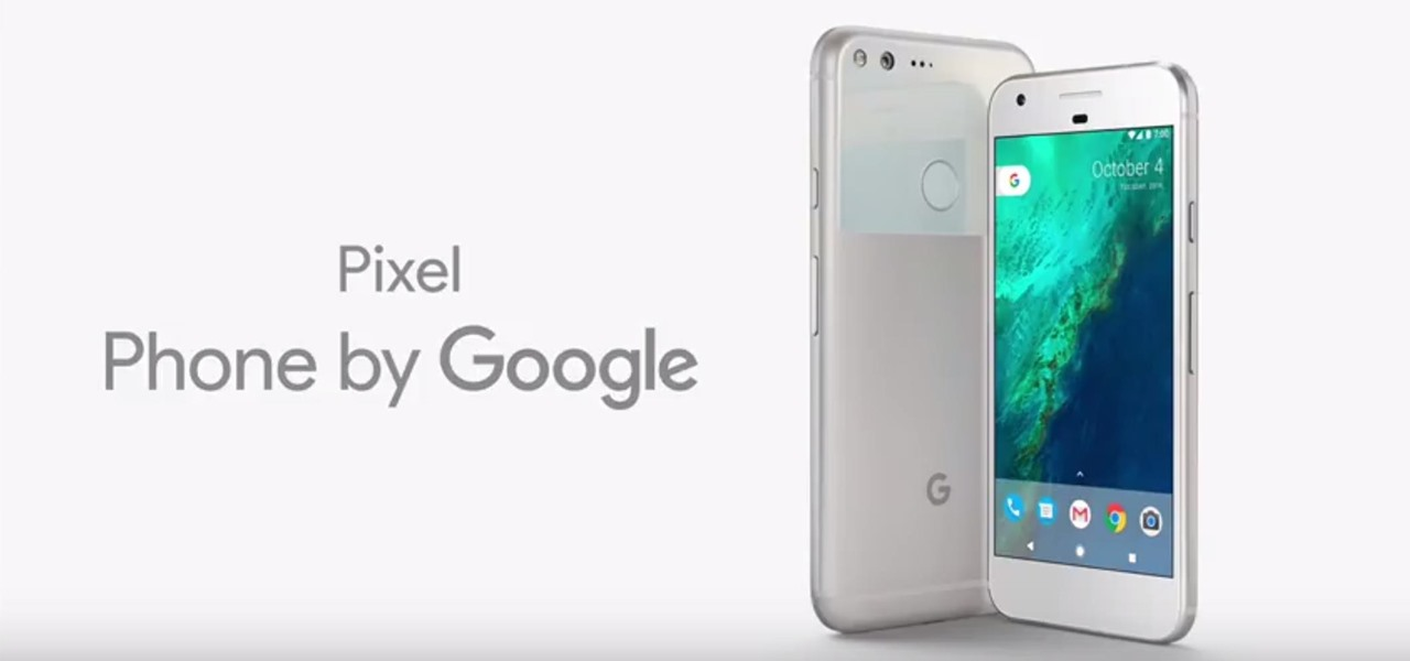It's Official—The Made by Google Pixel Smartphones Are Here