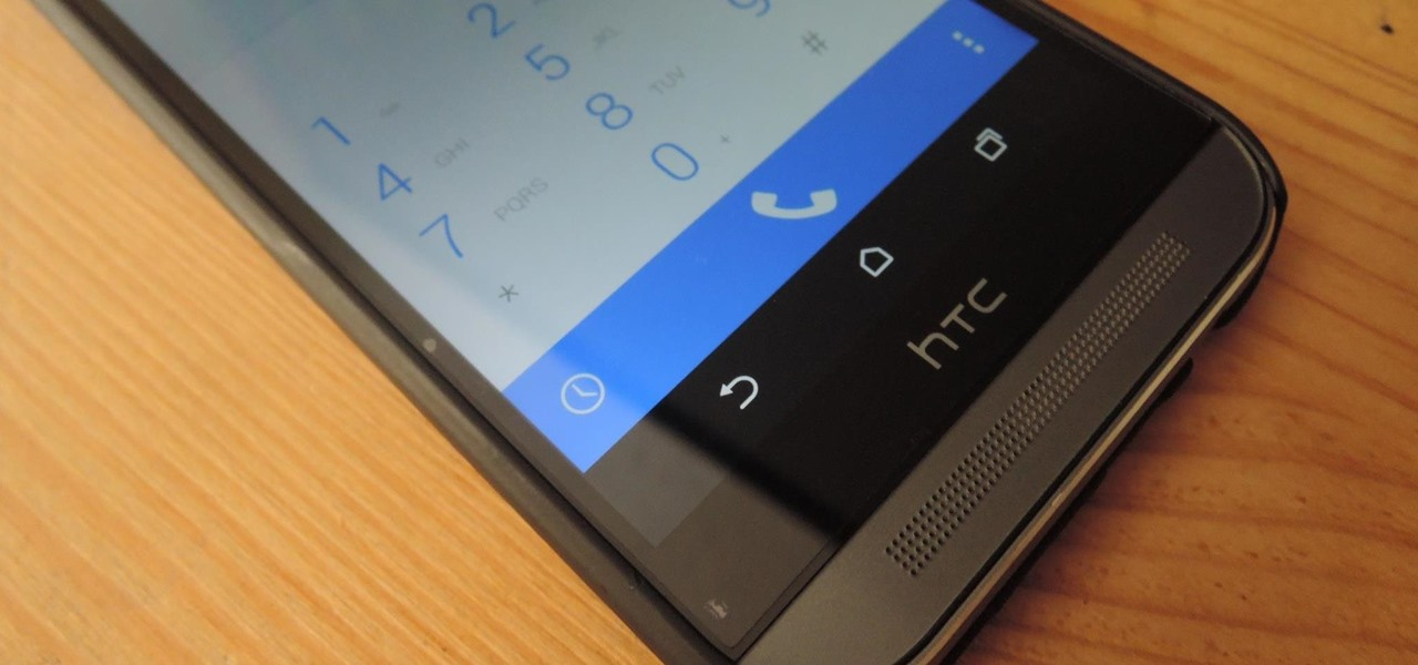 Install the New KitKat 4.4.3 Dialer on Your HTC One