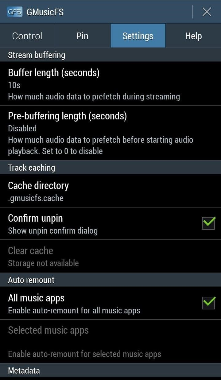 How to Play Your Google Music Library in Any Music App on Your Galaxy Note 3