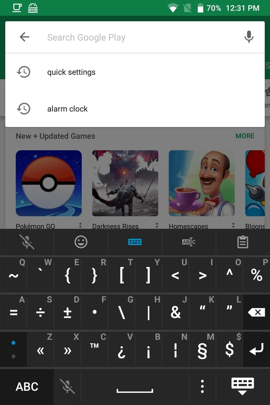 How to remove the on-screen keyboard on your BlackBerry KEYone or KEY2