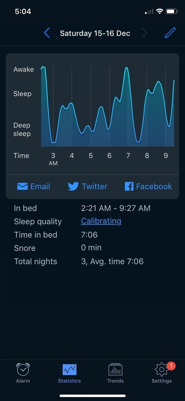 How to Track Sleep Activity in Apple's Health iPhone Program