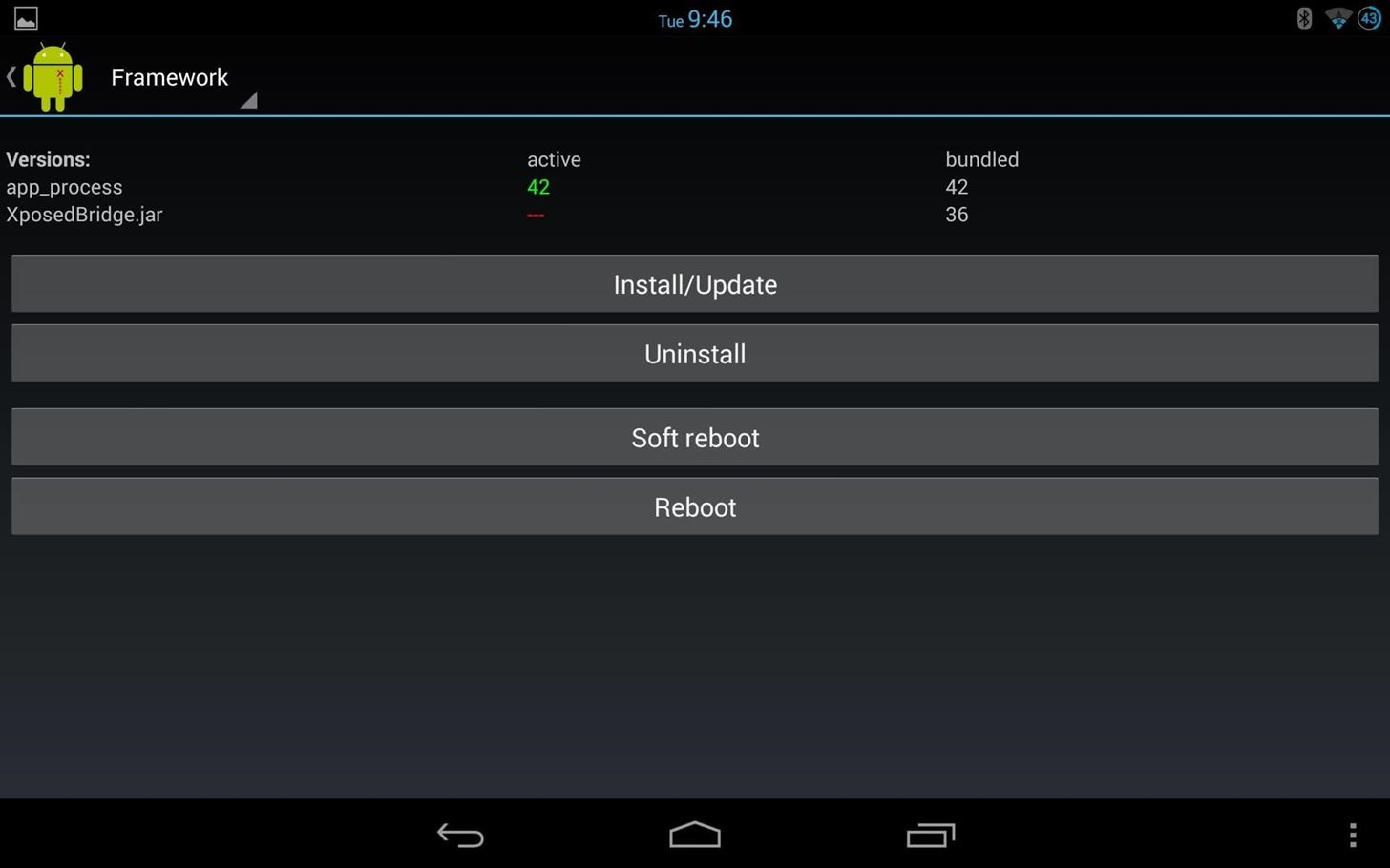 How to Install the Xposed Framework on Your Nexus 7 for Insane Customization