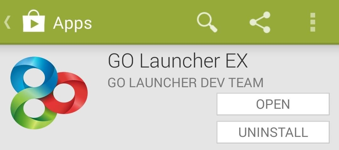 Immensely Popular Go Launcher Gets Big Update & Offers Free Prime Until June 1st