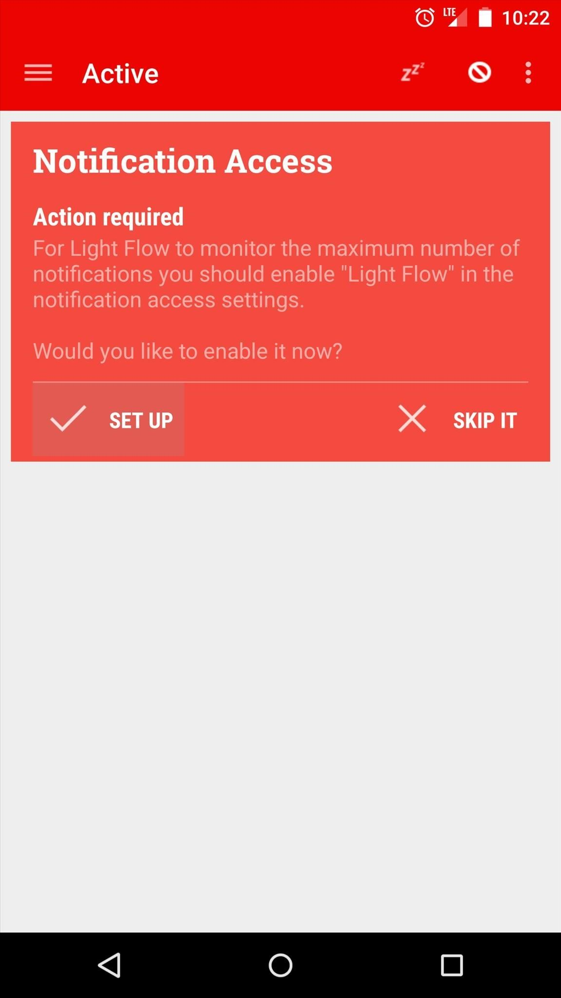 Enable the Hidden Notification LED on Your Nexus 6