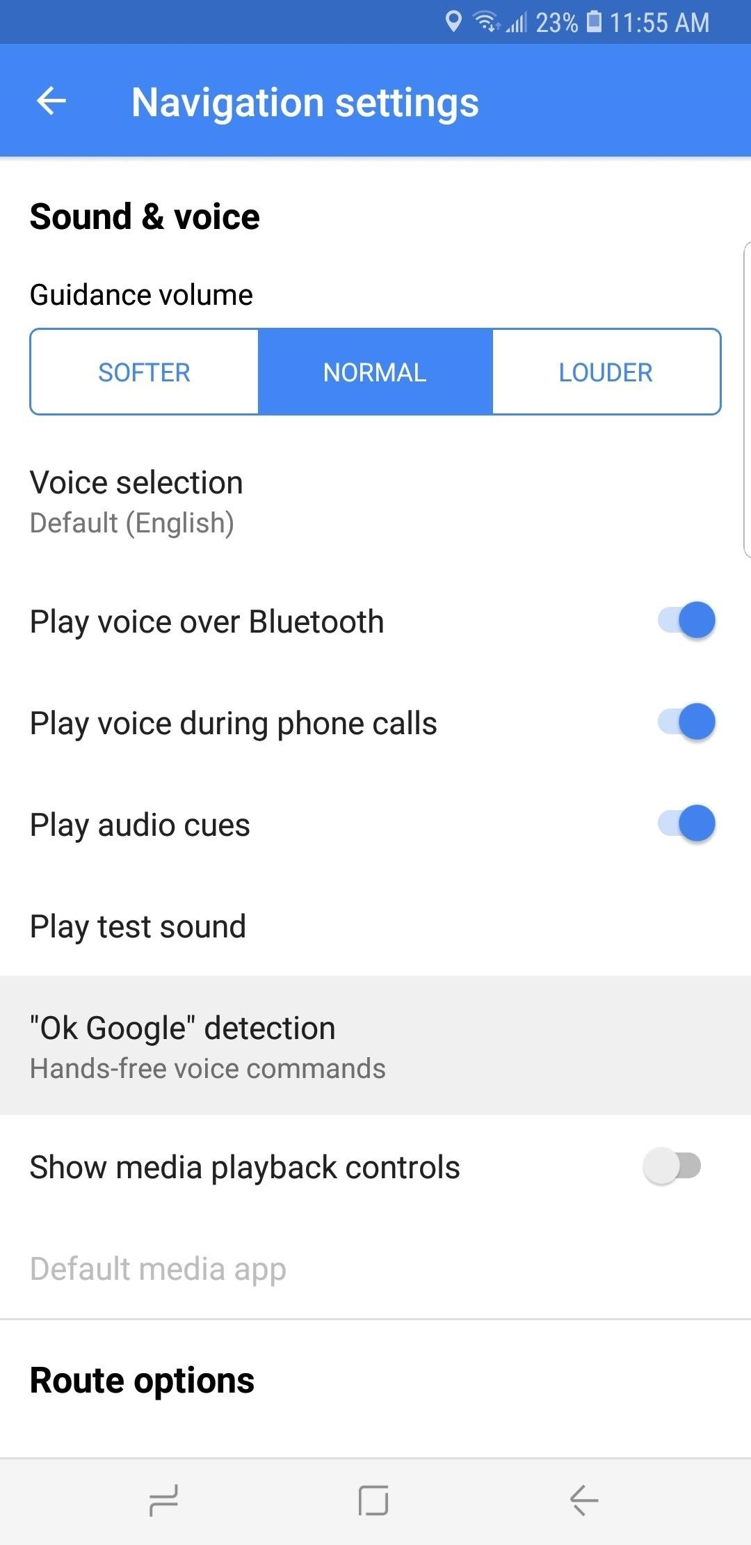 Use Voice Commands in Google Maps to Start Navigation or Add a Stop