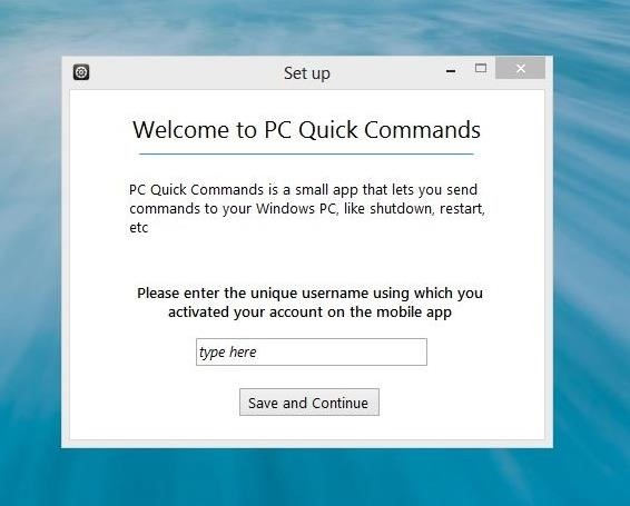How to Send Shutdown, Sleep, & Other Commands to Your PC Remotely from Your Galaxy Note 2