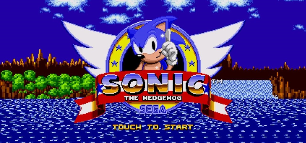 Sonic the Hedgehog on Mobile Is a Fun Throwback, with More Than a Few Headaches