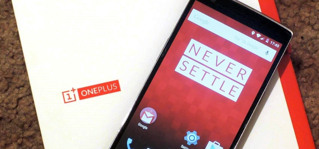 Get Early Access to the Official OnePlus One Custom ROM