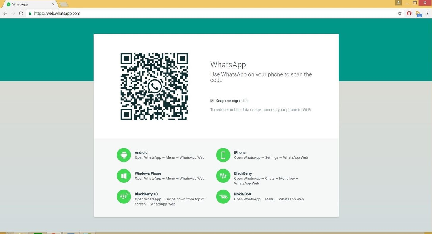 WhatsApp 101: How to Use WhatsApp Web to Send & Receive