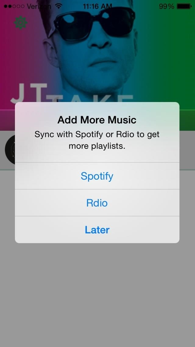 How to Stream Rdio & Spotify to Chromecast as Music Videos