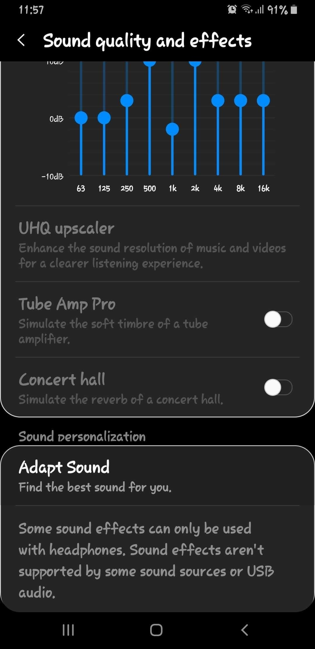 9 Hidden Audio Mods for Your Galaxy on One UI