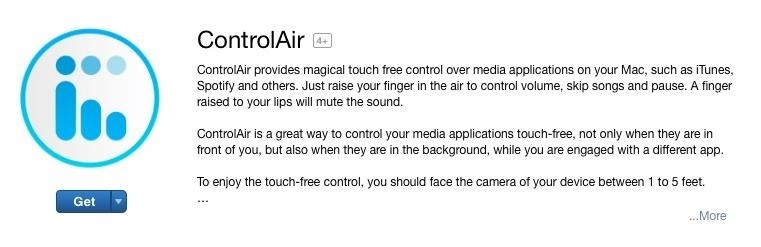 Control Music & Videos Using Hand Gestures on Your Mac