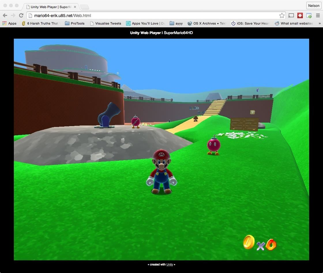 How to Play Super Mario 64 Directly in Your Web Browser