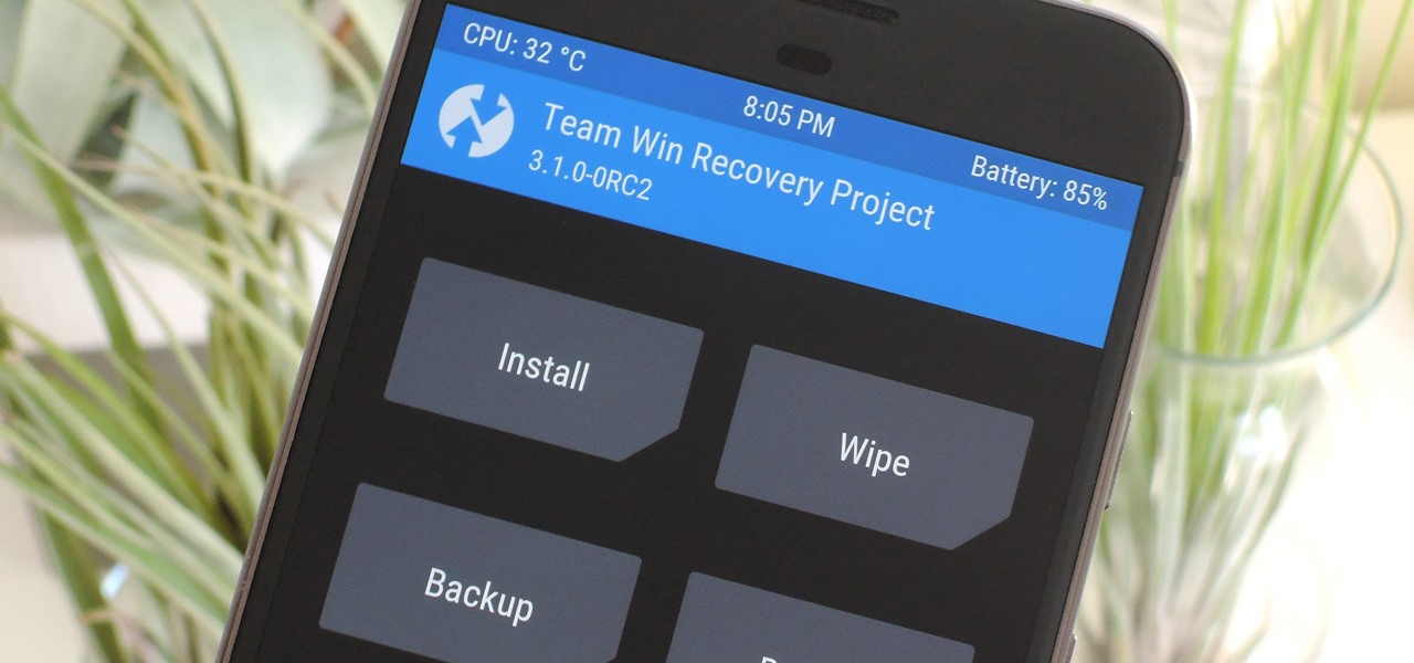 TWRP 101: How to Install the Best Custom Recovery for