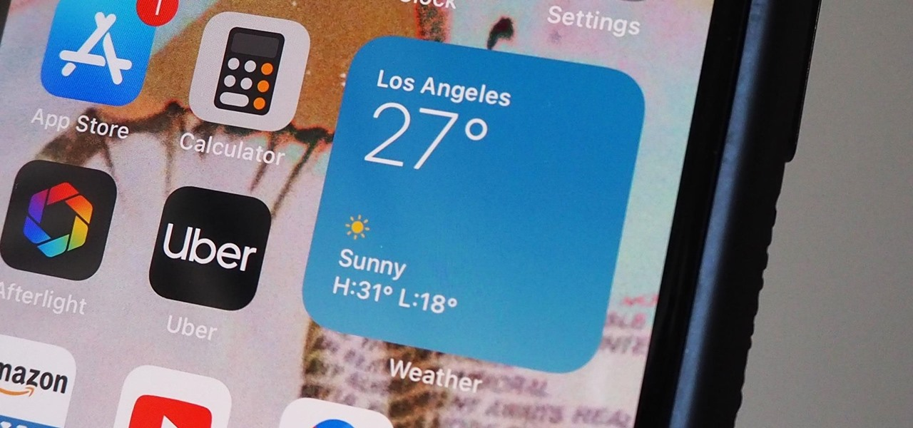 22 Things You Need to Know About iOS 14's Newly Redesigned Widgets for iPhone