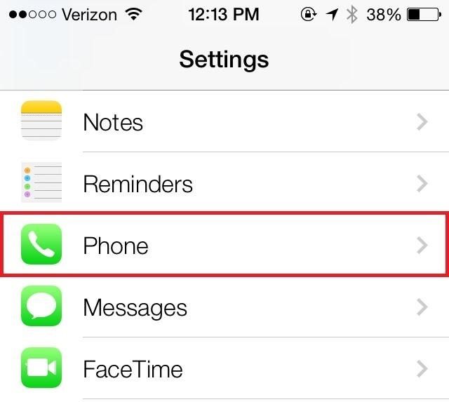 how to unblock a number on iphone how to block any caller s phone number on your 20423