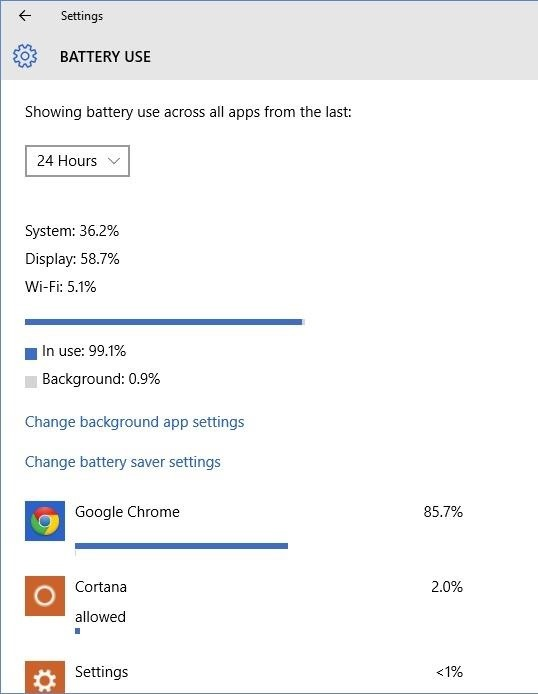 How to Extend Battery Power on Your Windows 10 Laptop or Surface