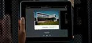 Use the Keynote presentation app on an Apple iPad