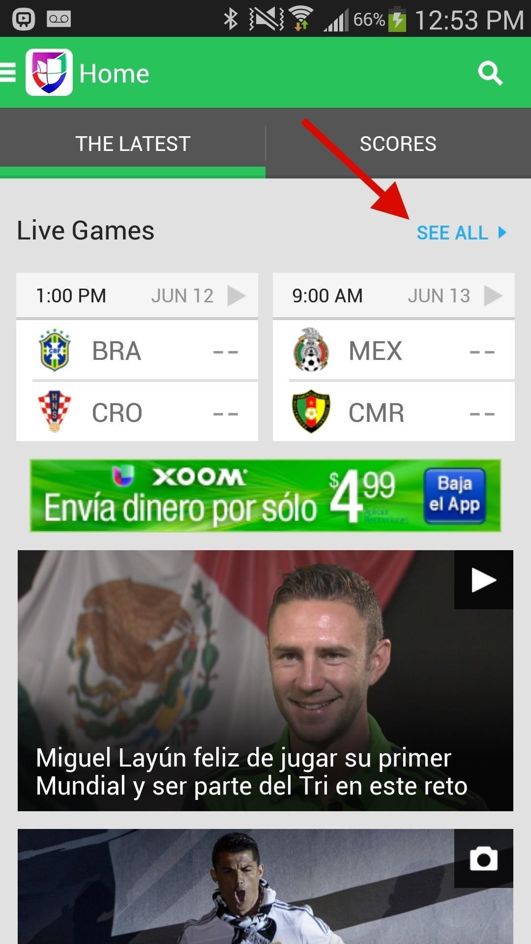 How to Watch the 2014 World Cup Online & on Your Phone—Every Match Streamed Live