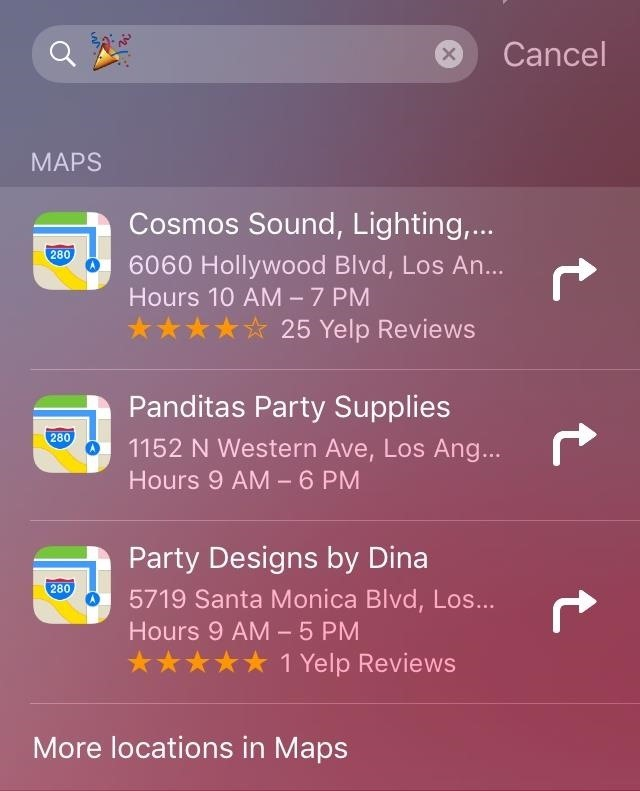 Find Nearby Beer by Emoji on Your iPhone