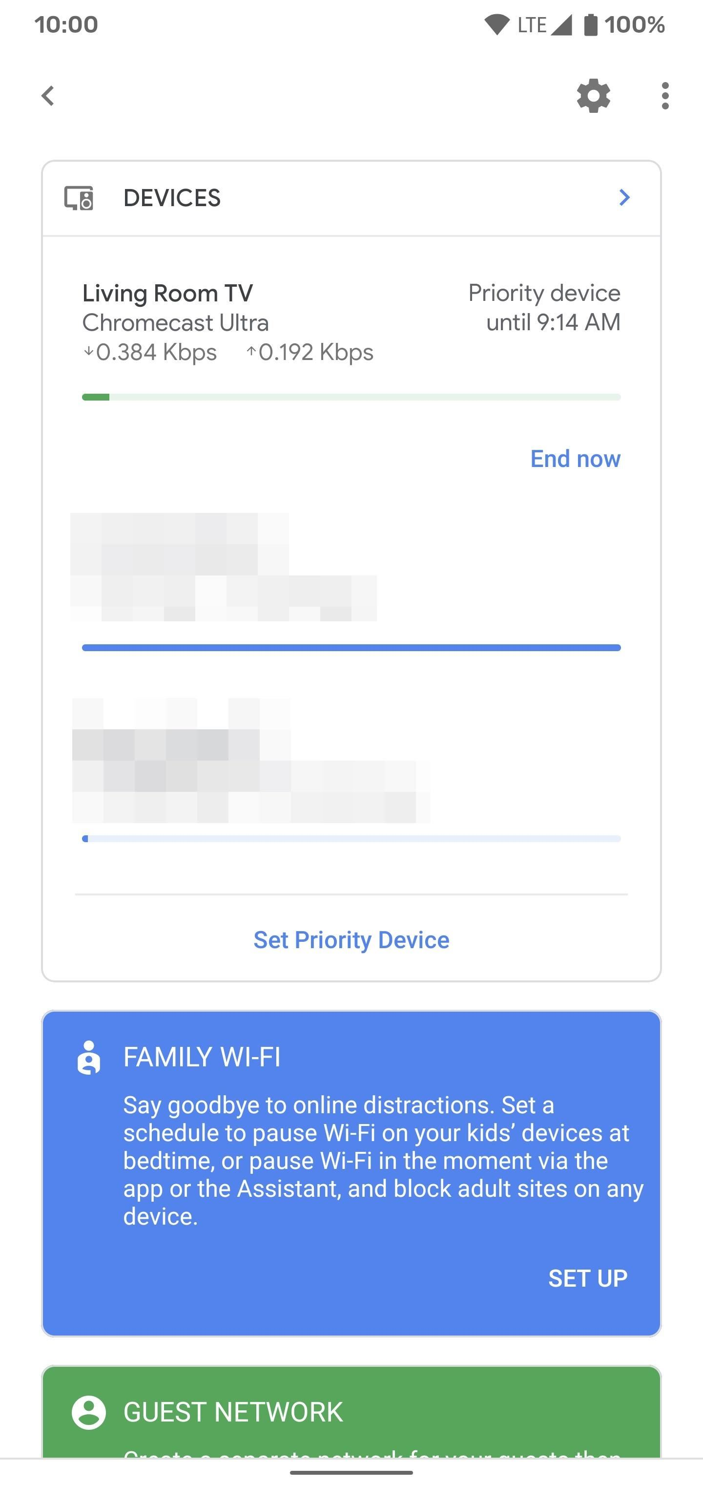 How to Give One Device More Bandwidth on Your Google Wifi or Nest Wifi Network