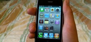 Unlock your iPhone 3G or 3GS 4.0, 4.0.1, or 3.1.3
