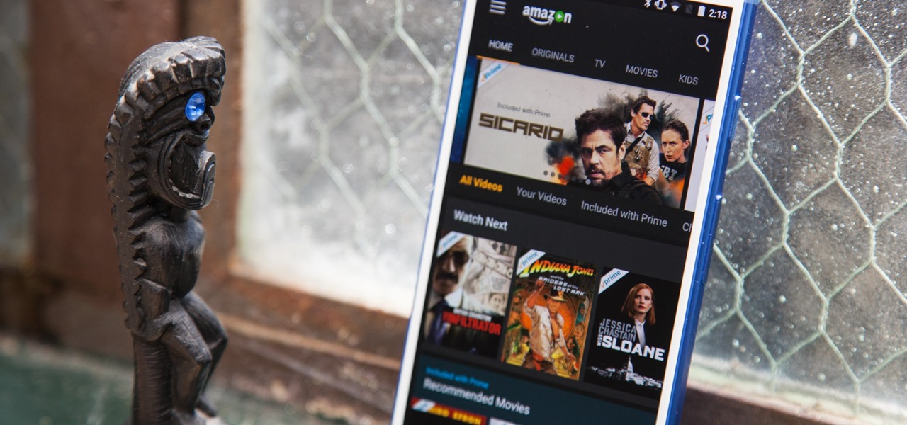 Watch Amazon Prime Videos on Your Android Phone