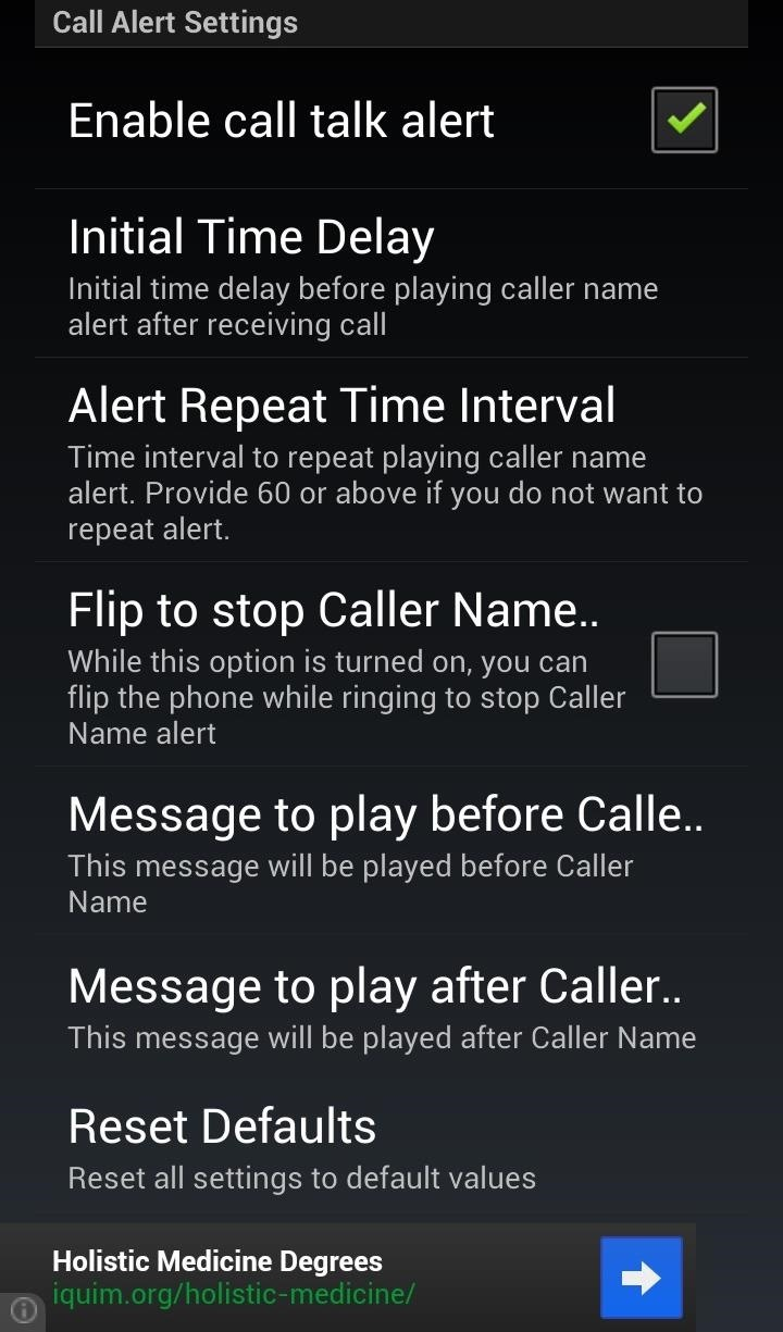 Forget Boring Ringtones: How to Make Your Phone Announce Your Caller's Name Instead