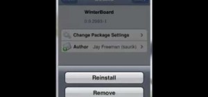 Install themes from Cydia on your jailbroken iPhone