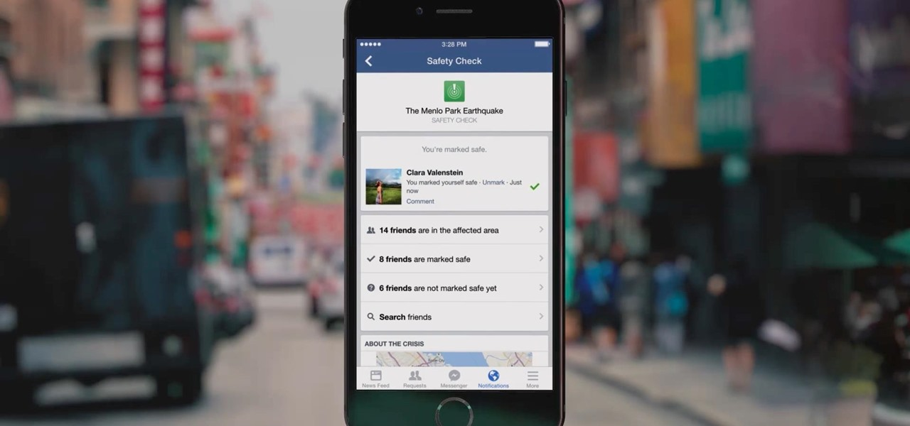 Facebook Expands 'Safety Check' Features with More Status Details & Fundraiser Options
