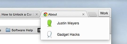 How to Get Back Avatars in Chrome to Switch User Profiles More Easily