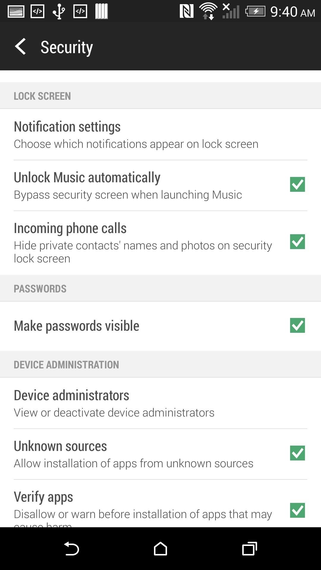 "How to Add the ""Knock Off"" Feature to Your HTC One M8 Without Rooting"