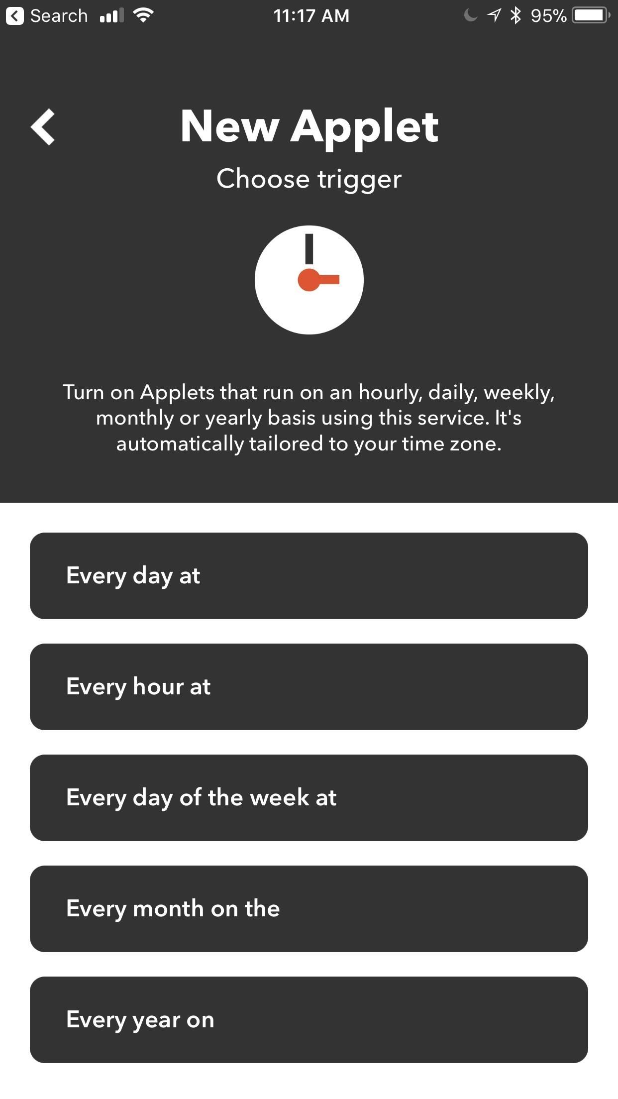 IFTTT 101: How to Create Custom Applets