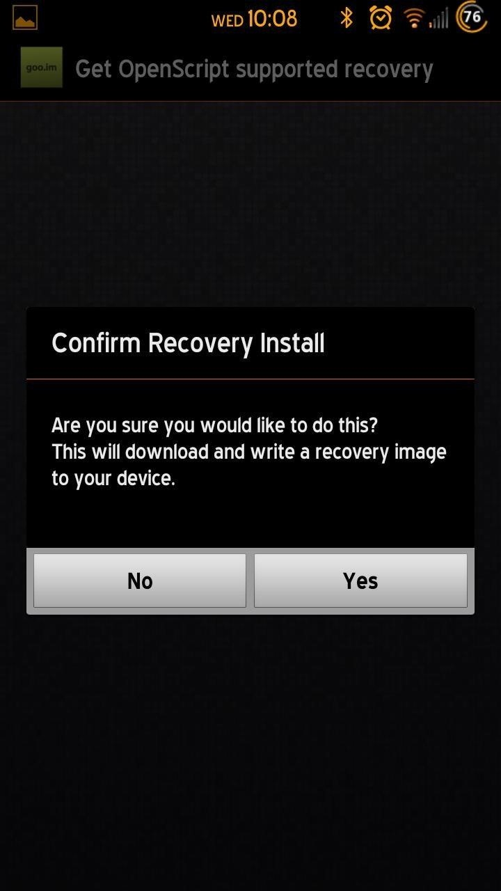 "Newly Rooted? Install ""Touch"" Recovery on Your Samsung Galaxy S3 to Easily Flash ROMs & Mods"