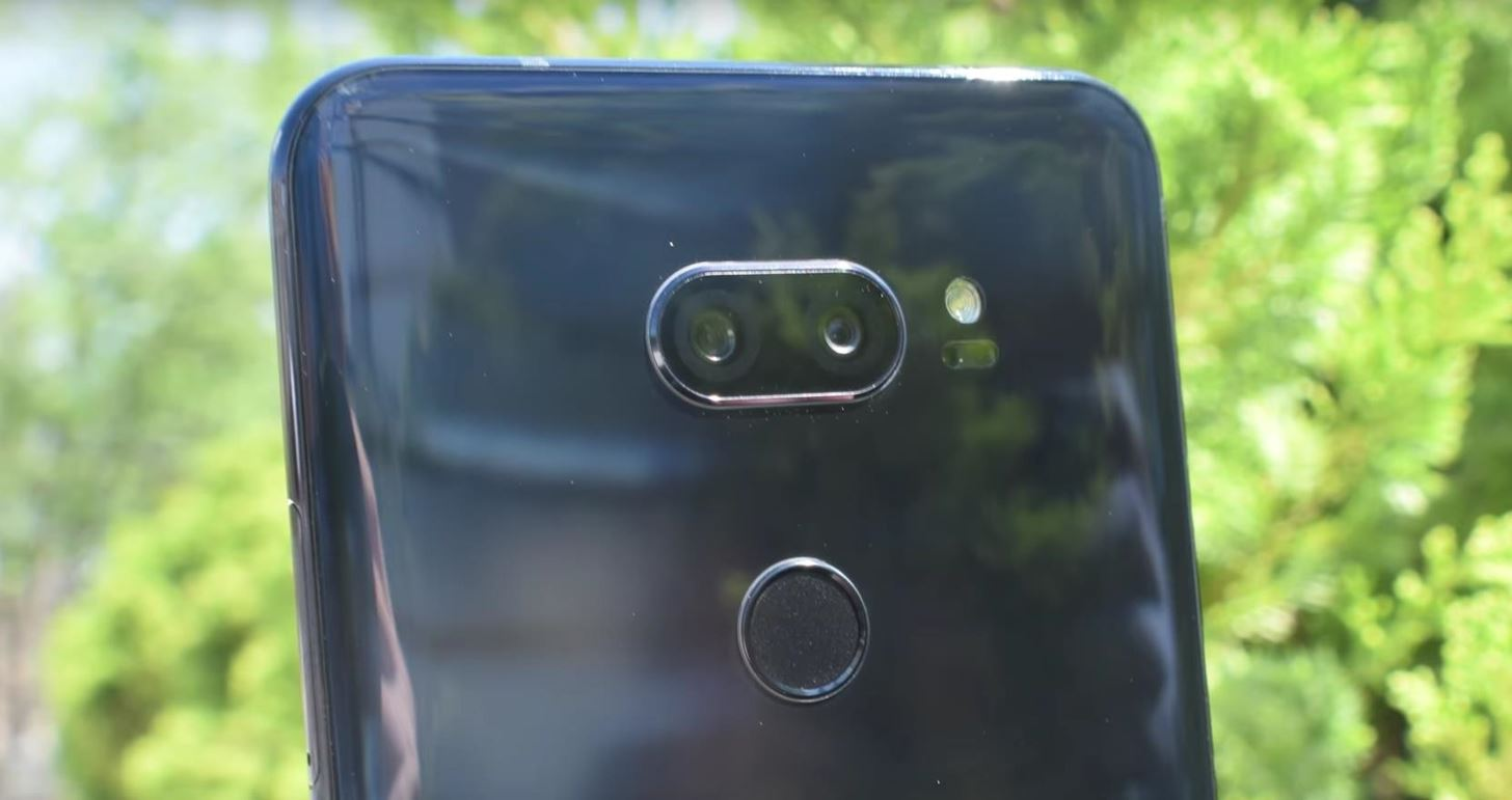 Meet the LG V35 ThinQ — the V30's Exterior with the G7's