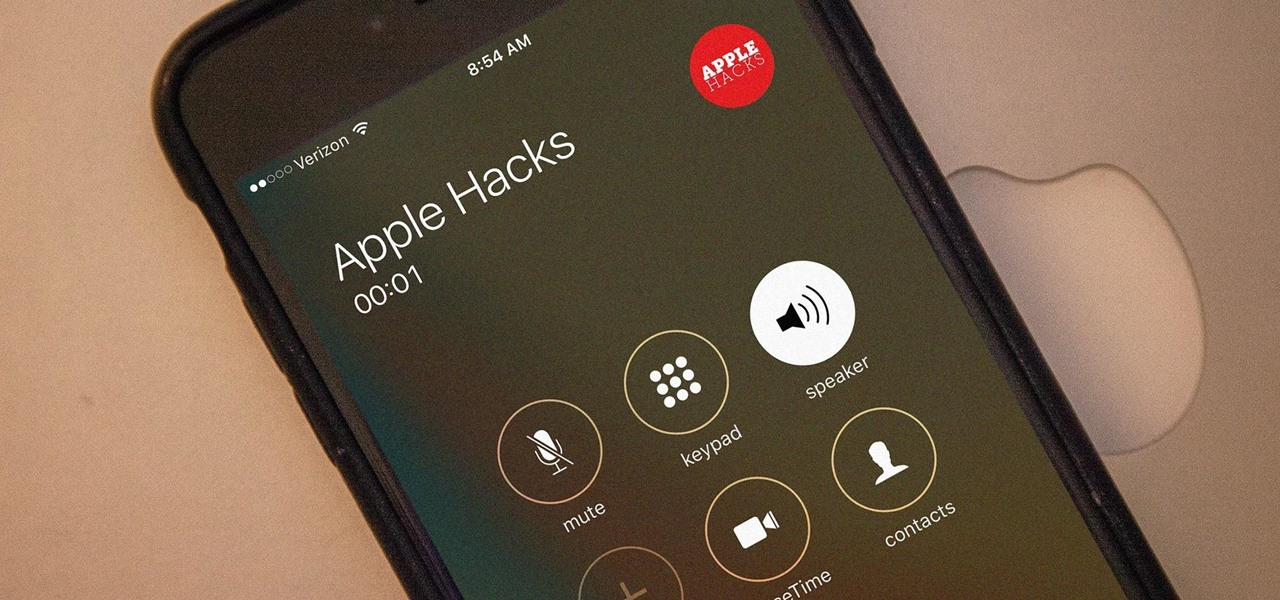 Automatically Turn on Speakerphone for Every iPhone Call