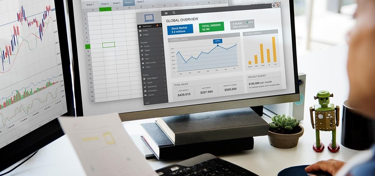 Make Excel Work for You with This Training Bundle