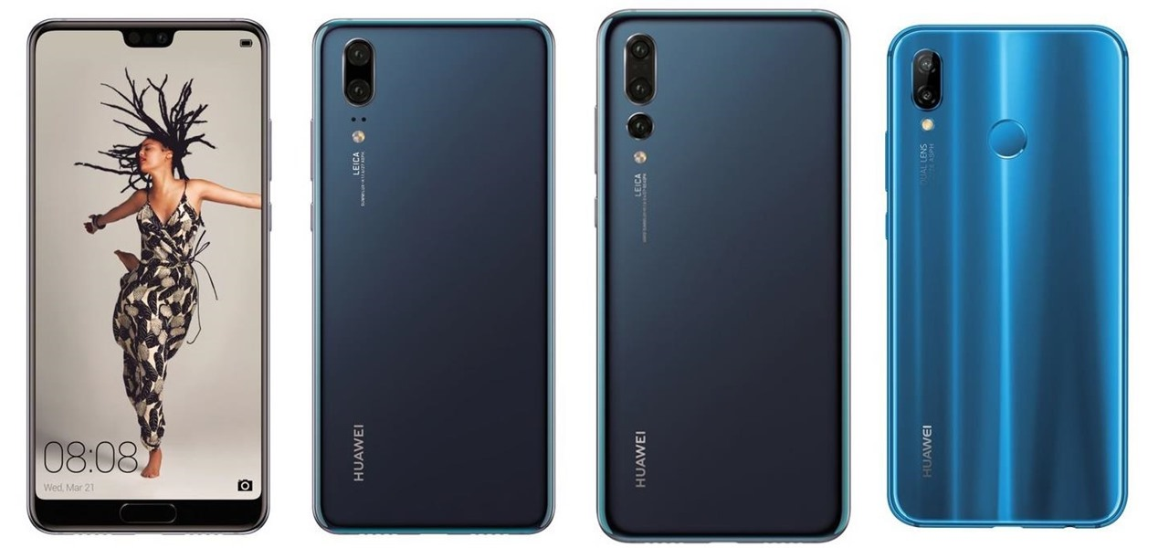 The Latest News & Rumors on Huawei's Upcoming P20, P20 Plus & P20 Lite
