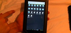 How to Mod a Nook Color to run the Netflix app  Tablets  Gadget