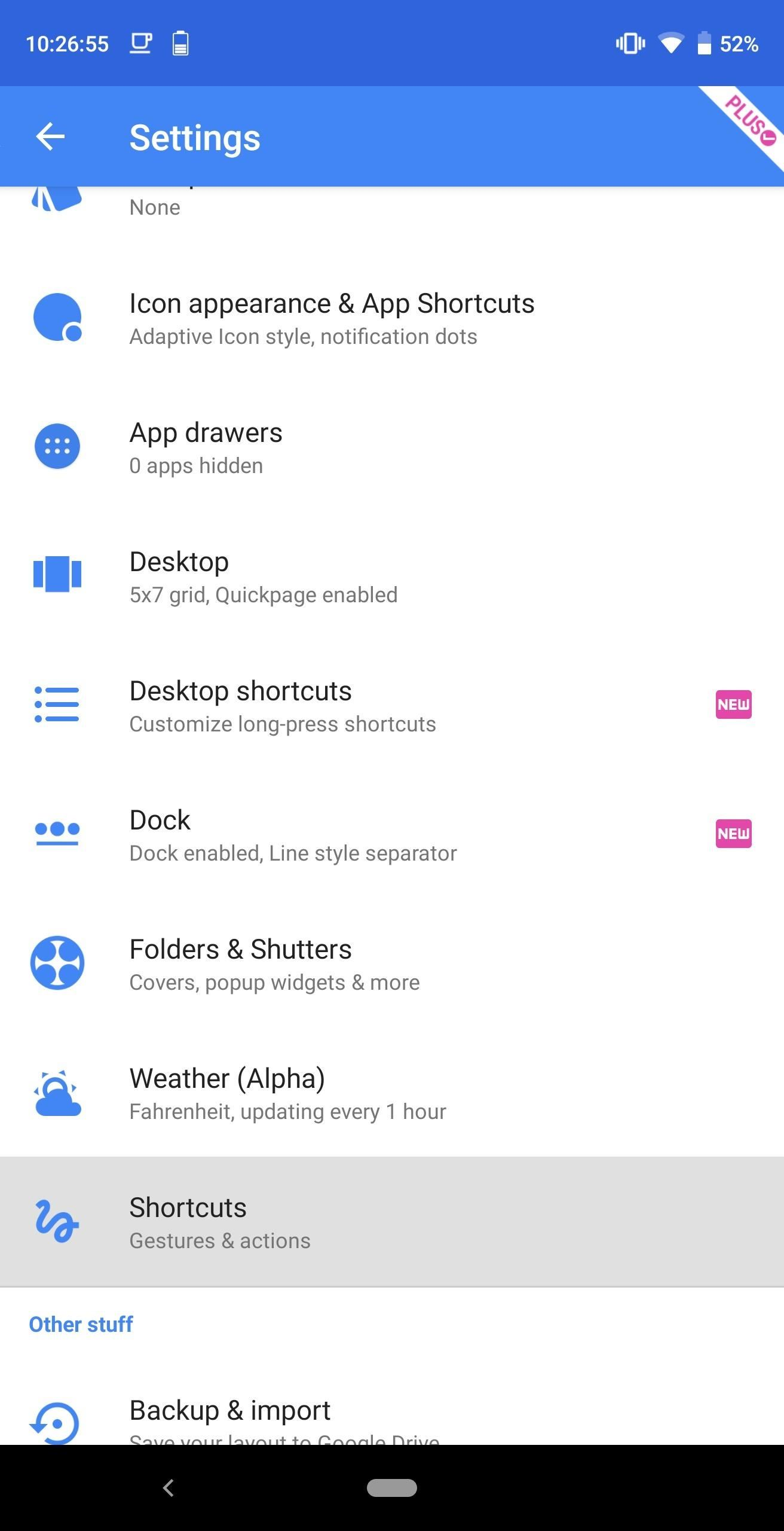 How to Use Quickdrawer & Google Now at the Same Time in Action Launcher