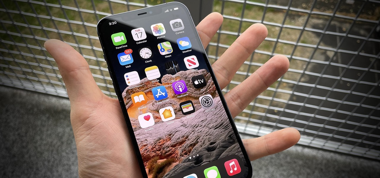 Make Your iPhone 12 Pro Max Feel Less Huge When Using It with One Hand