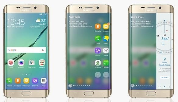 Here's All the New Edge Features Samsung Is Bringing with Marshmallow